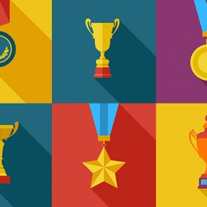Selection Of Trophy Icons