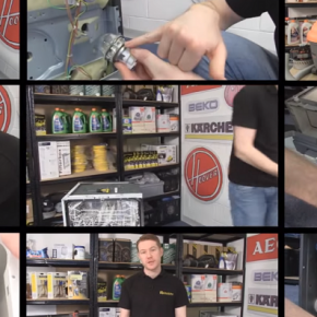 eSpares Fix It Yourself Video Screenshots