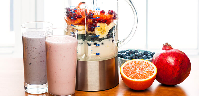 Smoothie Maker and Smoothies