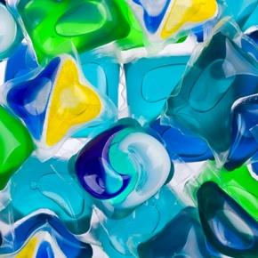 Washing Machine Detergent Capsules