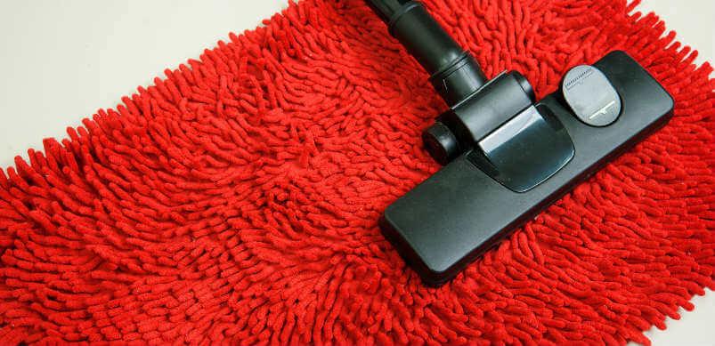 Red Carpet With Vacuum