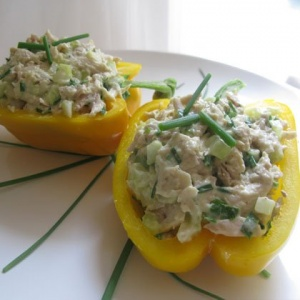 Chicken Salad Peppers