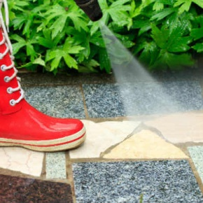 Red Boots Pressure Washing