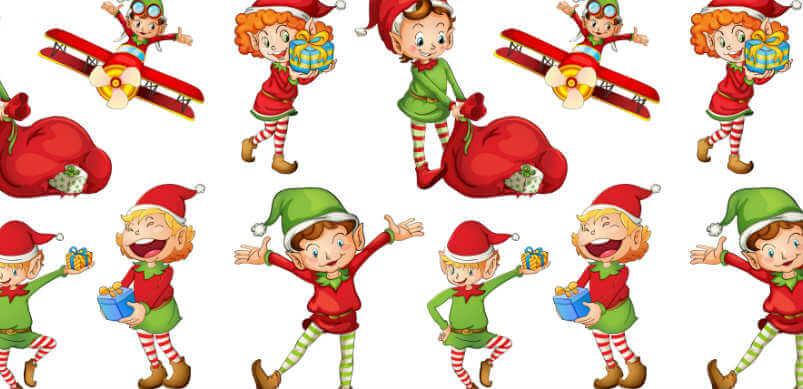 Group Of Elfs