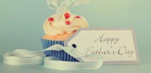Fathers Day Cupcake