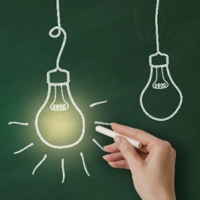 Drawn Light bulbs