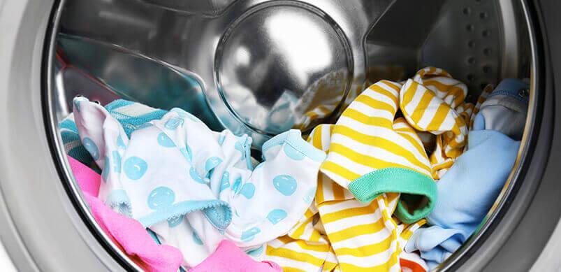 Clothes Left Inside Washing Machine