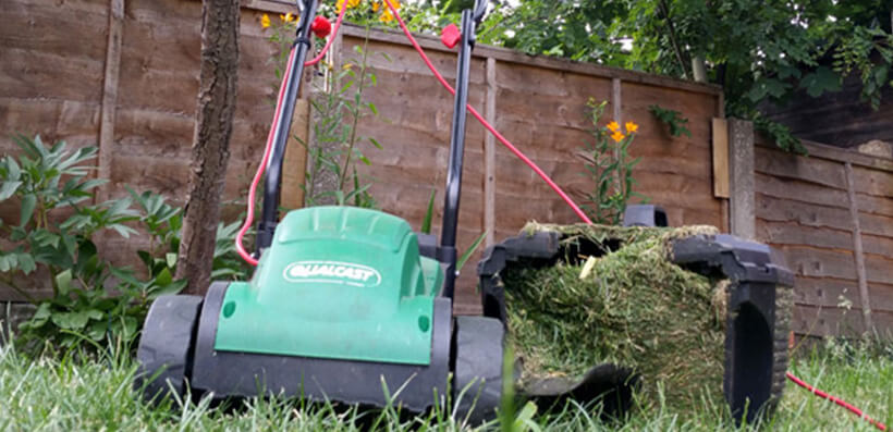 Electric Lawn Mower Motor Problems