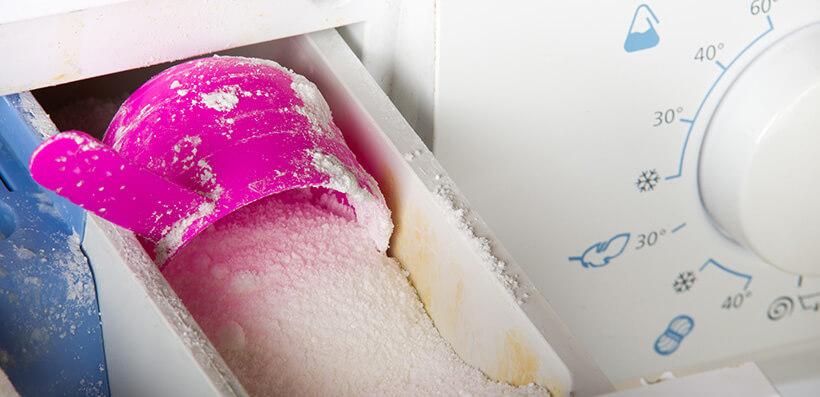 espares washing machine cleaner