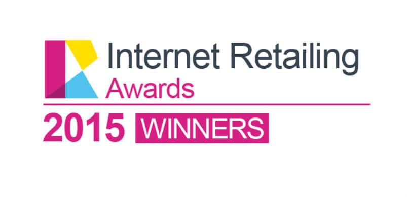 Internet Retailing Awards 2015