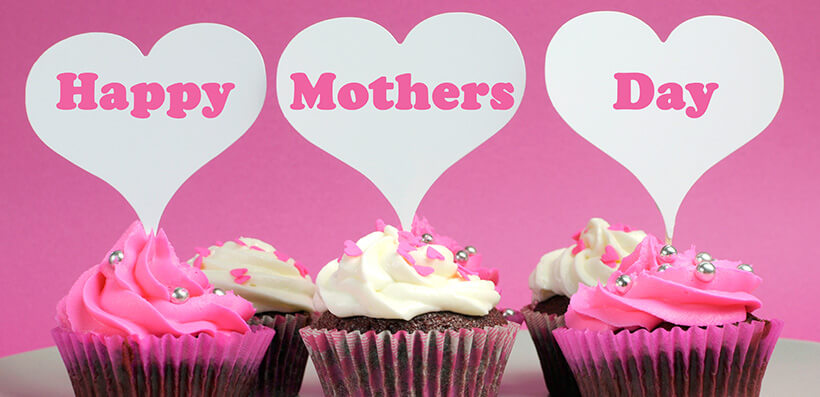 Happy Mother's Day Cupcakes