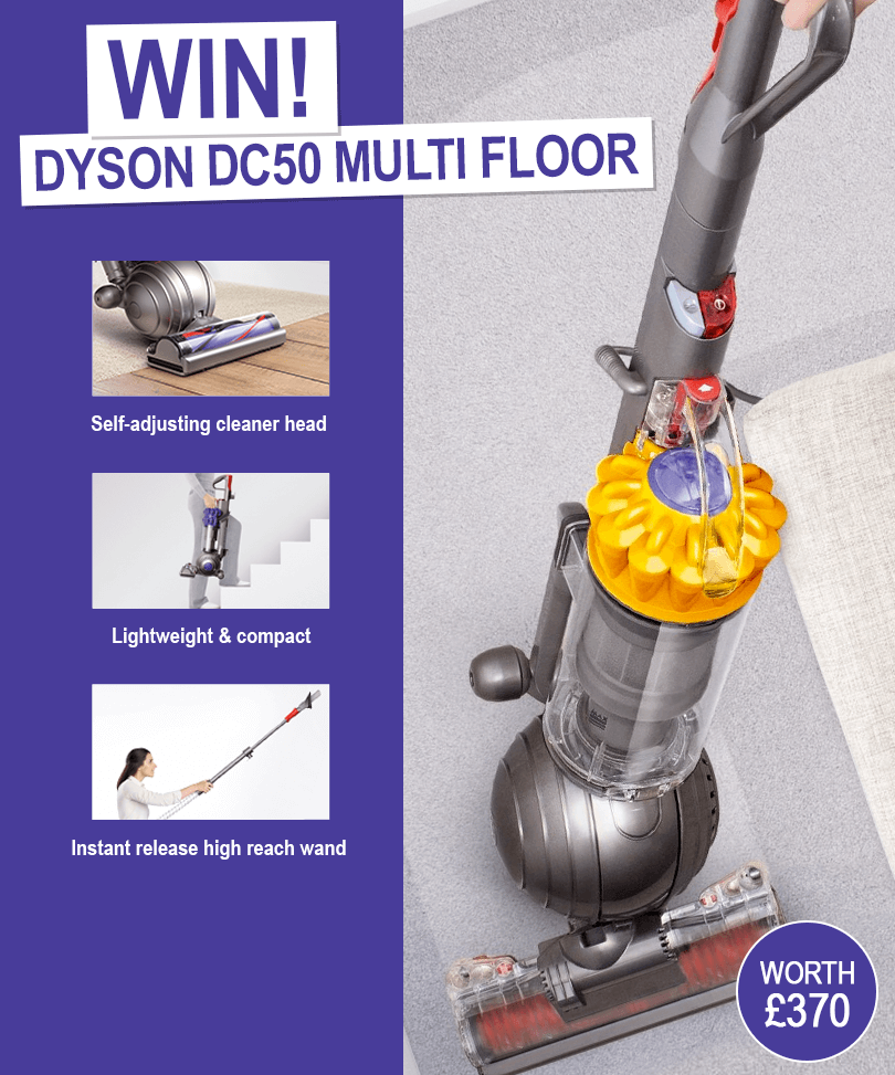 Win-a-Dysin-DC50-Multi-Cleaner