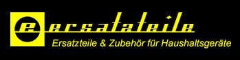eErsatzteile Logo And Tagline