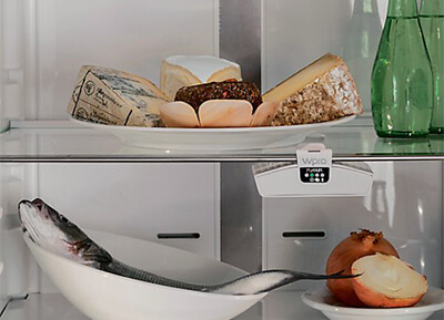 Fridge Shelf Air Purifier