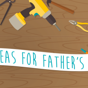 Father's Day Gift Ideas Banner