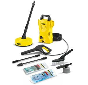 Karcher Pressure Washer And Attachments
