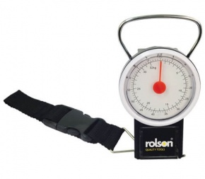 Luggage Scales With Strap