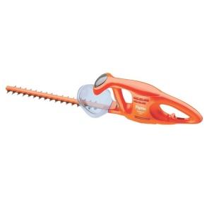 Orange Flymo Hedge Trimmer