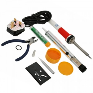 Soldering Kit With Wire