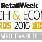 eSpares – Proud Retail Week Tech & Ecomm Awards Finalists!