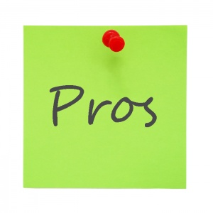 Pros Post It Note