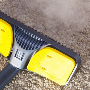 Steam Cleaning Brown Carpet