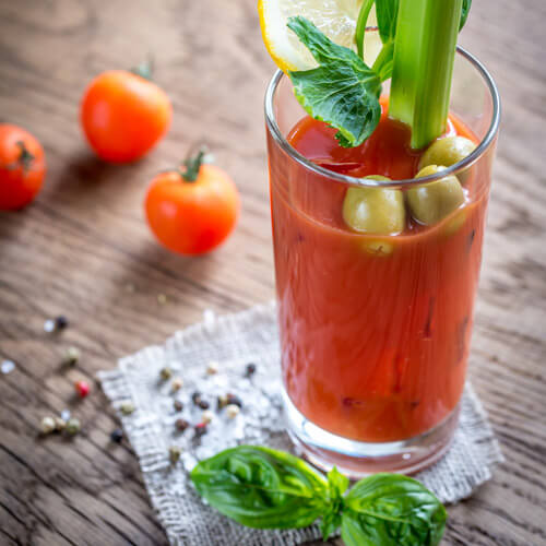 Bloody Mary Juice Cocktail