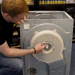 Mat Fixing Tumble Dryer
