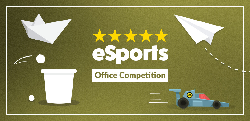 eSports Competition Banner