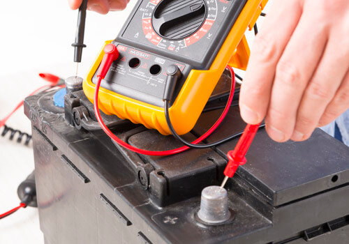 Diagnosing A Car Battery With A Multimeter