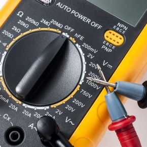 Multimeter With Adjustable Dial