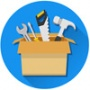 Bow With DIY Tools Icon