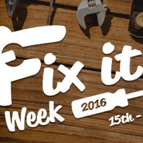 Fix It Week Logo