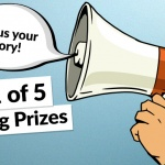 Win 1 of 5 Amazing Prizes – [Competition Closed]