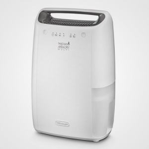 Dehumidifier On Grey Background