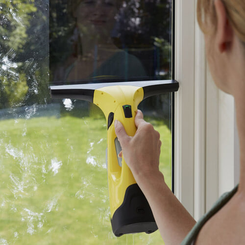 Karcher Window Vacuum Cleaning Window