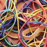 7 Brilliant Rubber Band Uses that will Make Your DIY A Doddle