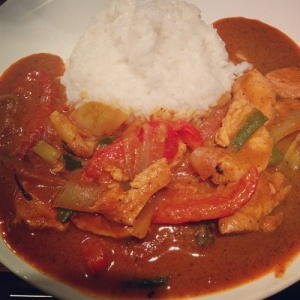 Wagamama Style Chicken And Rice
