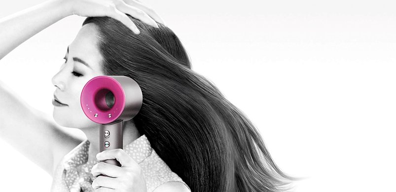 win a dyson hair dryer