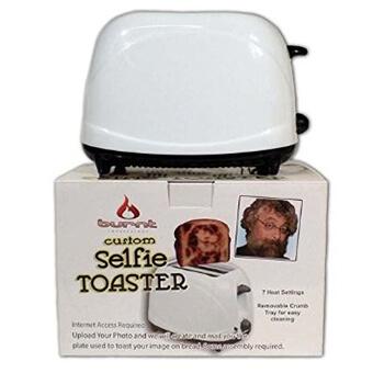Burnt Impressions Selfie Toaster
