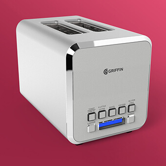 Griffin Internet Enabled Toaster