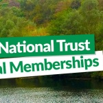 Win 2 National Trust Annual Memberships [Competition Closed]