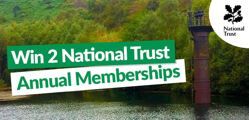 National Trust Competition Banner