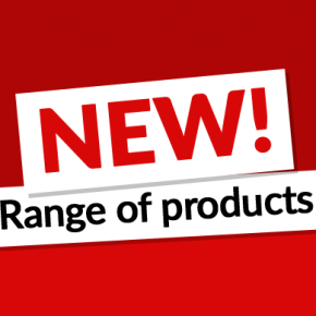 New Product Range Header