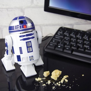 R2D2 Desktop Vacuum Cleaner