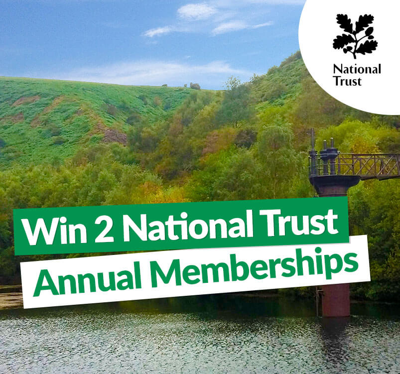 National Trust Competition Creative
