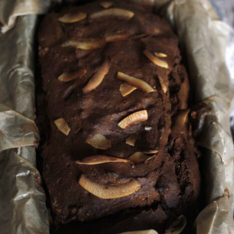 Chocolate And Banana Bread