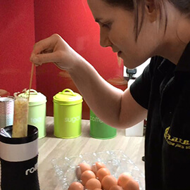 How to Use the Rollie Vertical Egg Cooker
