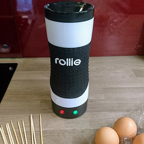 Rollie Egg Cooker Ready To Cook