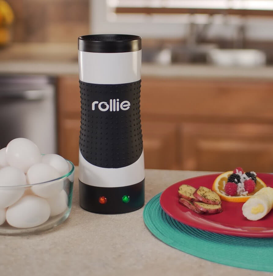 Rollie Eggmaster Egg-on-a-stick Cooker
